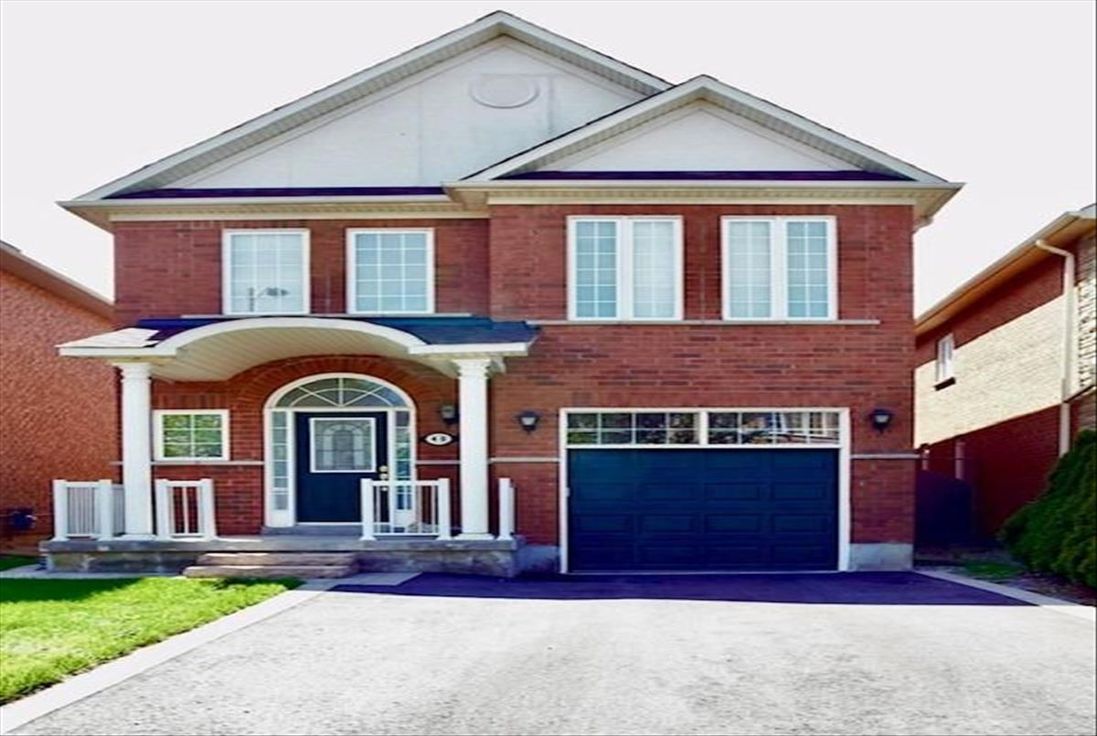 49 Bentoak Cres Vaughan Tony Khani
